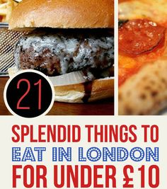 We've talked about cheap eats already. | What's The Best Thing To Do In London For Under £5