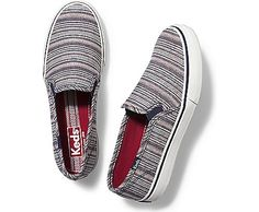 Keds Double Decker Americana Stripe