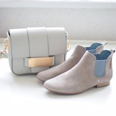 grey chelsea boots My Outfit, Chelsea Boots, Ankle, My Style, Grey, Outfits, Shoes, Fashion, Gray