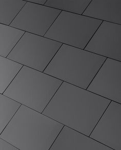 Tesla Solar Roof Tiles in - Smooth Glass