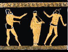 ACTORS IN ANCIENT GREEK THEATRE