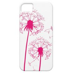 #pink #dandelion #iphone #case from #zazzle