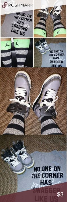 WOLFE GREY SPIZIKES. BEST OFFER ??Ball shoes Best offer Jordan Shoes Sneakers