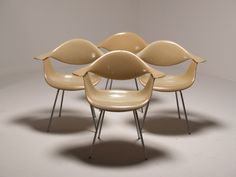 George Nelson, DAF Chairs, 1958