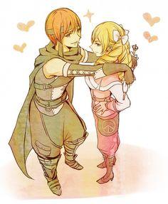 Gaius and Maribelle