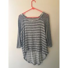 Free people top Small pull has shown & one on tag (can't see) excellent condition otherwise. True to size Free People Tops Tees - Long Sleeve