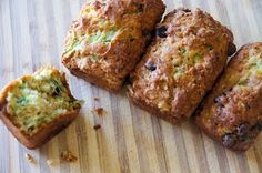 Zuchinni Bread just like grandma makes...it's a vegetable....so it must be healthy, right?