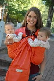 baby sling for twins - Google Search