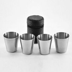 [Visit to Buy] mini Portable Stainless Steel Wine Cups Drinking Liquor Alcohol Whisky Vodka Bottle Mug Travel Barware Accessories Alcohol Bottles, Drink Bottles, Vodka Bottle, Water Bottles, Whisky, Alcohol Spirits, Bottles For Sale, Liqueur, Stainless Steel Cups