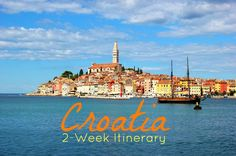 Our 2-week Croatia Itinerary is not for the slow traveler, but for the tourist who wants to see as much of Croatia as possible in a short amount of time.