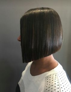 A Line Bob Hairstyles Interesting 21 Eyecatching Aline Bob Hairstyles  Pinterest  Bob Hairstyle