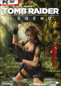 Lara Croft Tomb Raider: Legend PC Game Free Download Full Version