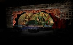 Image result for peter and the starcatcher set design