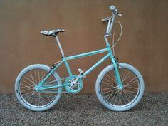 Recycle: Bicicleta reciclada y restaurada. BH CALIFORNIA