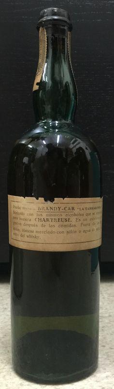Chartreuse tarragone jaune 1945