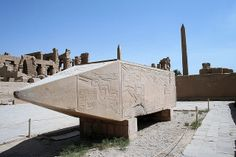 Hatshepsut's Second Obelisk