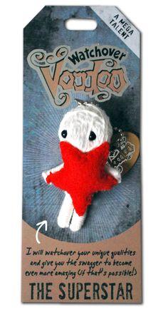 Watchover Voodoo Doll - The Superstar