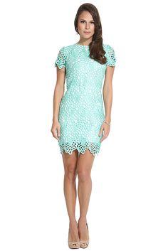 Dress & Go - Aluguel de vestidos de grandes estilistas | Vestido Guipure Chic