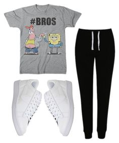 """#Bros "" by sjgil2000 on Polyvore featuring George and NIKE"