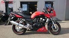 2003 Yamaha FZS600 Fazer Just arrived :)