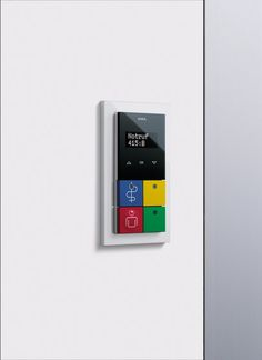 E2 by Gira | Rufsystem | Rotary dimmer | Control of blinds | ..