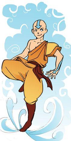 By incaseyouart on Tumblr Avatar Legend Of Aang, Korra Avatar, Team Avatar, Legend Of Korra, The Last Airbender Characters, Avatar The Last Airbender Art, Avatar Babies, Avatar World, Air Bender