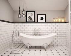 Łazienka styl Klasyczny - zdjęcie od TAKE [DESIGN]