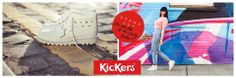 Kickers   Women's Kickers Shoes  Boots for Sale online at schuh UK