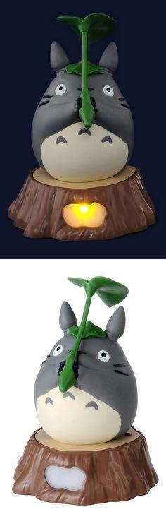 Totoro motion sensor lamp