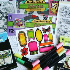 Don't forget to tune in to Hochanda at 8pm on the 28th December. It's my One Day Special with the AMAZING Graphmaster Markers. .. and some cool stamps too!!!! Hold onto your Christmas spends. ... you're gonna need it for this one !!Techniques galore.  We will be learning shading, colour grouping, skin tones, flowers, characters and more. Bringing some fabulous colouring books too!!!! #Hochanda #onedayspecial #thatcraftplace #creativexpressions #markers #stamps #colouring #graphmaster…