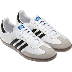 Adidas Samba = basics