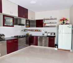 l shaped modular kitchen designs catalogue google search