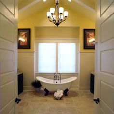 Yellow and Brown Bathroom Decor Awesome 37 Sunny Yellow Bathroom Design Ideas Digsdigs Yellow Bathroom Decor, Yellow Bathrooms, Bathroom Wall Decor, Bathroom Ideas, Bath Ideas, Bathroom Designs, Bathtub Designs, Condo Bathroom, Bathroom Makeovers