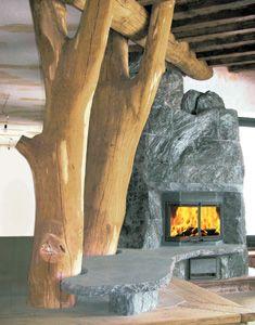 JÄRKÄLE SPECIAL | Tulikivi Christmas Love, Habitats, Bookends, Architecture, Fireplaces, Painting, Inspiration, Home Decor, Ideas
