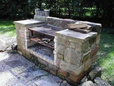 Use our stone in your outdoor kitchen. Visit our website www.langstone.com to get started