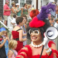 Flamboyant #MissRichfield is coming back to #Ptown this summer.
