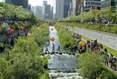 6 Awesome Parks Made From Rehabilitated Urban Structures