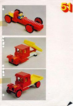 Books - Building Ideas Book [Lego 222]