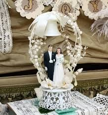 Bride and groom bell Etsy