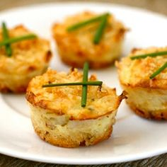 These tasty little crab cakes can be prepped in advance and baked, making them convenient for a party.