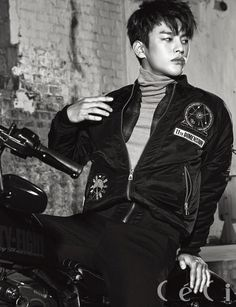 Seo In Guk | CéCi October Issue '16