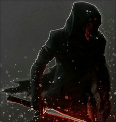 Another of my Neon creations:Sith Lord