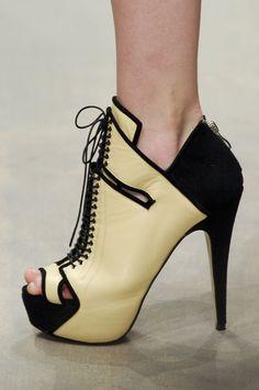 Walking in Style - Just got finished pillaging @Simone Li Fo 's shoe board. I like her taste :) Braganza, 2012