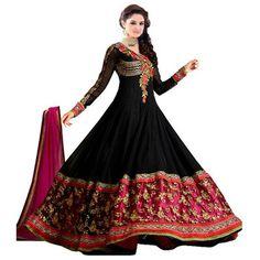 Buy latest Anarkali salwar kameez from our different range of Salwar suits online. Mirraw offers best discounts and deals on shopping for Indian Anarkali Dresses. Indian Anarkali Dresses, Silk Anarkali Suits, Salwar Kurta, Long Anarkali, Anarkali Gown, Shalwar Kameez, Lehenga Choli, Designer Salwar Kameez, Designer Anarkali