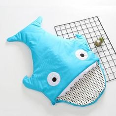 Cute Shark Shape Sleeping Bag for Baby