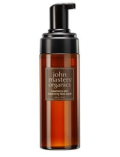 Bearberry Balancing Face Wash from John Masters | Find more cruelty-free beauty @Quirkist |