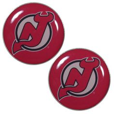 """Checkout our #LicensedGear products FREE SHIPPING + 10% OFF Coupon Code """"Official"""" New Jersey Devils Ear Gauge Pair 2G - Officially licensed NHL product 316L Stainless Steel Double flared for snug fit Sold in a pair of 2G plugs Inlaid New Jersey Devils logo - Price: $20.00. Buy now at https://officiallylicensedgear.com/new-jersey-devils-ear-gauge-pair-2g-hsip50-2g"""