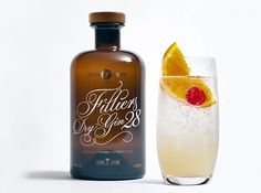 Filliers launches first Belgian gin