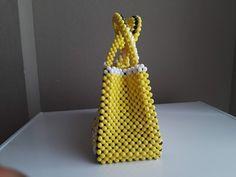 bead bag a beaded handbag a bead purse a handmade bead bag | Etsy Beaded Purses, Beaded Bags, Womens Fashion Online, Latest Fashion For Women, Handmade Beads, Handmade Gifts, Home Decor Online, Bead Weaving, Purses And Bags