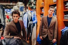 Polo Ralf Lauren store opening event - Budapest, 2015 Polo Ralf Lauren, Budapest, Suit Jacket, Breast, Models, Suits, Store, Jackets, Fashion